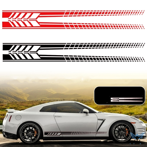 Custom Printed Auto & Car Decals