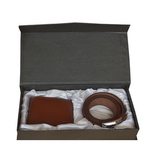 Custom Leather Goods Boxes