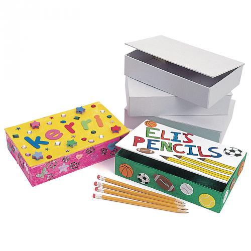 Custom Office Supply Boxes