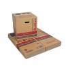 Brown Custom Office Supply Boxes