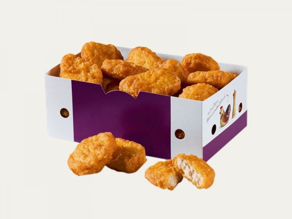 Custom Nuggets Boxes